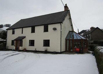 Thumbnail 4 bed detached house to rent in Y Felin, Llawryglyn, Caersws, Powys