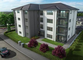"Thumbnail 3 bed flat for sale in ""The Wilmont"" at Main Street, Bothwell, Glasgow"