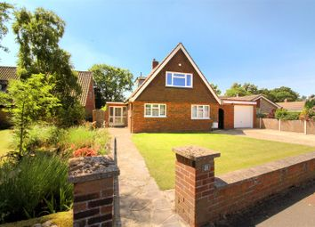 Thumbnail 4 bedroom detached house for sale in Constable Road, Eaton Rise, Norwich