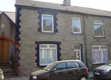 Thumbnail 4 bed end terrace house to rent in Robert Street, Ynysybwl, Pontypridd