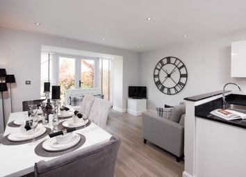 "Thumbnail 4 bedroom semi-detached house for sale in ""Fawley"" at Lytham Road, Warton, Preston"
