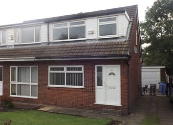Thumbnail 3 bedroom semi-detached house to rent in Newlyn Avenue, Stalybridge