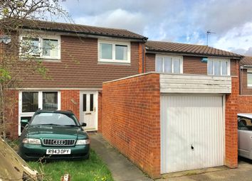 Thumbnail 2 bedroom terraced house for sale in Booth Close, Leicester