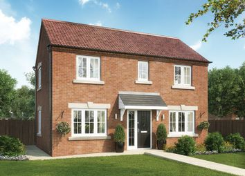 Thumbnail 3 bed detached house for sale in Spofforth Park, Spofforth Hil, Wetherby