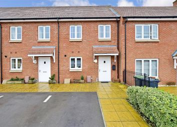 Thumbnail 2 bed terraced house for sale in Skylark Avenue, Emsworth, Hampshire
