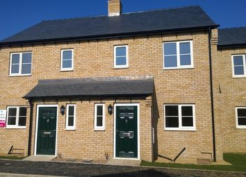 Thumbnail 3 bed town house to rent in Harold Road, South Witham, Grantham