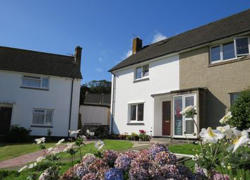 Thumbnail 3 bed end terrace house for sale in Trenoweth Crescent, Alverton, Penzance, Cornwall