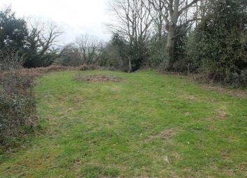 Thumbnail Land for sale in Myrtle Cottage, Church Lane, Wellington Heath, Ledbury, Herefordshire