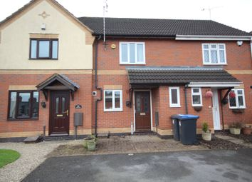 Thumbnail 2 bed terraced house for sale in Garden Close, Burbage, Hinckley