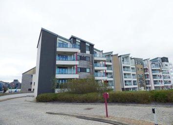 Thumbnail 3 bed flat for sale in Doc Fictoria, Caernarfon, Gwynedd