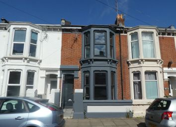 Thumbnail 5 bedroom property to rent in Margate Road, Southsea