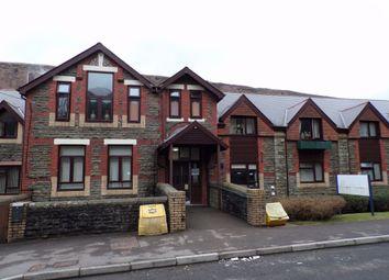 Thumbnail 2 bed maisonette to rent in Glan Yr Afon, Ruperra Street, New Tredegar