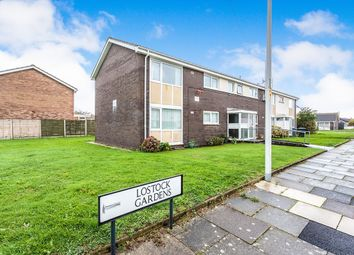 Thumbnail 1 bed flat for sale in Lostock Gardens, Blackpool