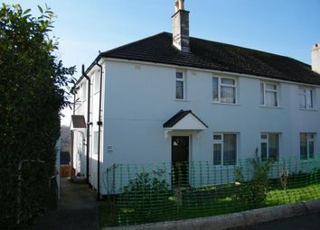 Thumbnail 2 bedroom flat for sale in Whitleigh, Plymouth, Devon