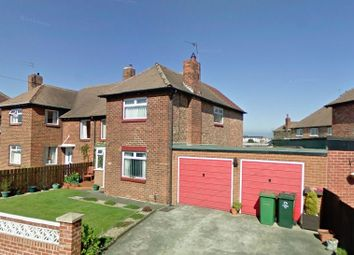 Thumbnail 3 bed semi-detached house for sale in Rydal Avenue, Redcar, Cleveland