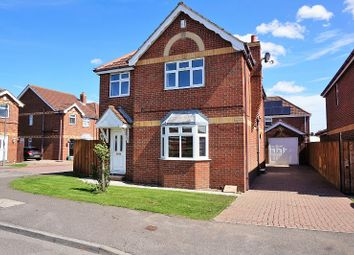 Thumbnail 4 bed detached house for sale in Meadow Drive, Hull