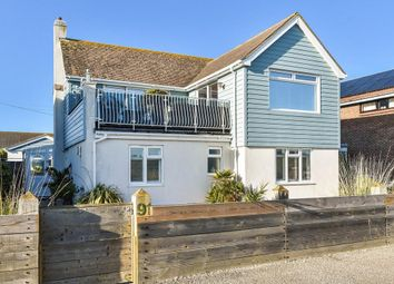 East Beach Road, Selsey, Chichester PO20. 4 bed detached house for sale