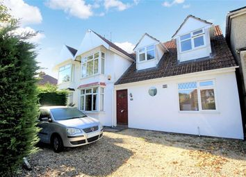 Thumbnail 3 bed semi-detached house for sale in Marlborough Road, Old Town, Swindon