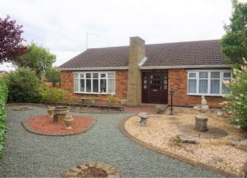 Thumbnail 2 bed detached bungalow for sale in Timberland, Scunthorpe