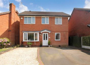 Thumbnail 4 bed detached house for sale in Balmoral Crescent, Oswestry