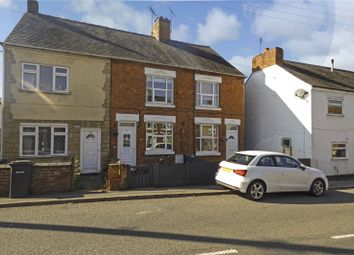 Thumbnail 2 bed terraced house for sale in Dunton Road, Broughton Astley, Leicester, Leicestershire