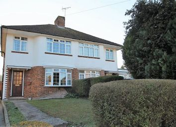 Thumbnail 3 bedroom semi-detached house for sale in Meadway, Dunstable, Bedfordshire