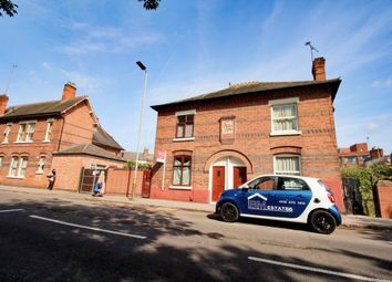 Thumbnail 2 bed semi-detached house for sale in St Saviours Road, Leicester