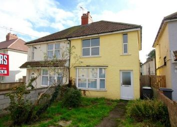 Thumbnail 2 bed semi-detached house for sale in Fisher Road, Kingswood, Bristol, South Gloucestershire