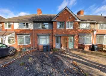 Thumbnail 3 bed terraced house for sale in Marsh Lane, Erdington, Birmingham