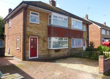 Thumbnail 3 bed property to rent in Edinburgh Avenue, Werrington, Peterborough