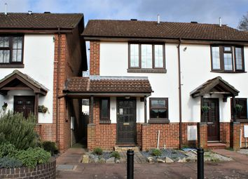Thumbnail 2 bed end terrace house for sale in Stanley Gardens, Hersham
