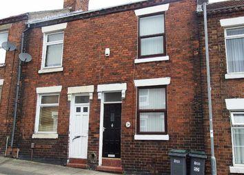 Thumbnail 3 bedroom terraced house to rent in Trinity Parade, Trinity Street, Hanley, Stoke-On-Trent