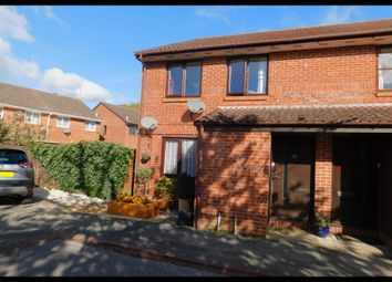 Thumbnail 1 bed maisonette for sale in Pickwick Close, Totton, Southampton