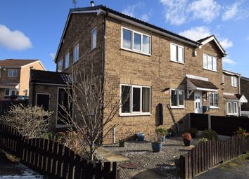 Thumbnail 1 bed mews house for sale in Maythorne Close, Staincross, Barnsley