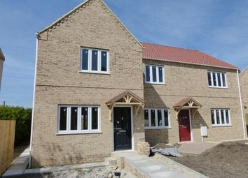 Thumbnail 3 bed end terrace house to rent in Timber Yard Gardens, Osborne Road, Wisbech