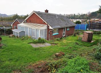 Thumbnail 3 bed detached bungalow for sale in Doone Way, Ilfracombe