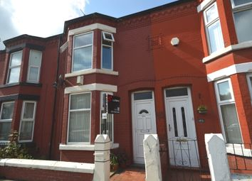 Thumbnail 3 bed terraced house for sale in Worcester Road, Bootle