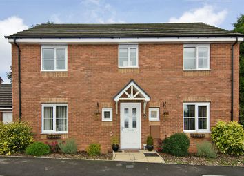 Thumbnail 4 bed detached house for sale in Levett Grange, Rugeley