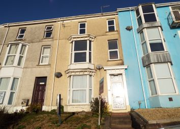 Thumbnail 1 bedroom maisonette for sale in Flat 3, 122 Bryn Road, Brynmill, Swansea
