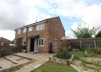 Thumbnail 1 bed semi-detached house to rent in Wood Road, Halewood, Liverpool