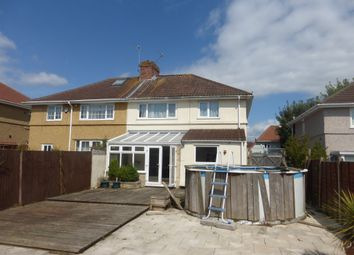 Thumbnail 3 bed semi-detached house for sale in Queenshill Road, Knowle, Bristol