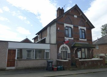 Thumbnail Commercial property for sale in Russell Street, Newcastle-Under-Lyme, Staffordshire