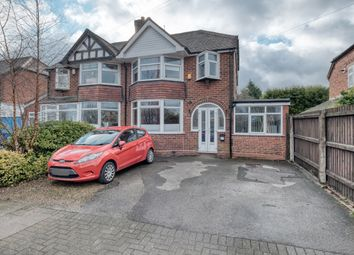 Thumbnail 4 bed semi-detached house for sale in Bristol Road South, Rednal, Birmingham