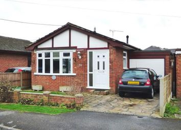 Thumbnail 1 bed bungalow for sale in Westerland Avenue, Canvey Island