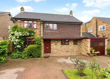 Thumbnail 4 bedroom detached house for sale in Westfields, St. Albans, Hertfordshire