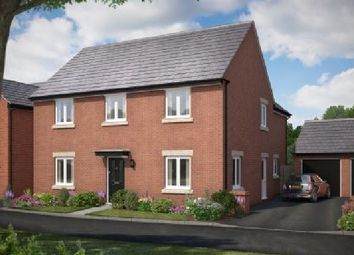 Thumbnail 5 bed detached house for sale in Hinckley Road, Sapcote, Leicester, Leicestershire