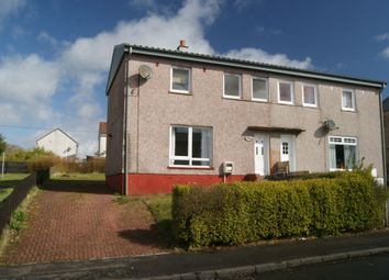 Thumbnail 3 bed semi-detached house to rent in St Catherine`S Crescent, Shotts