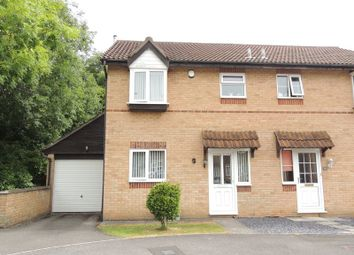 Thumbnail 3 bed semi-detached house for sale in Gregory Court, Warmley, Bristol