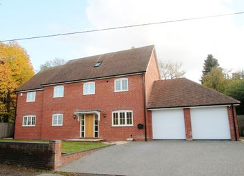 Thumbnail 5 bed detached house to rent in Common View, Main Street, Grove, Wantage