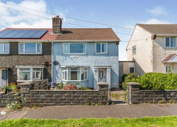 3 bed semi-detached house for sale in Heol Emrys, Penlan, Swansea SA5